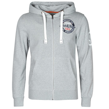 Vêtements Homme Sweats Jack & Jones JJRAMING Gris