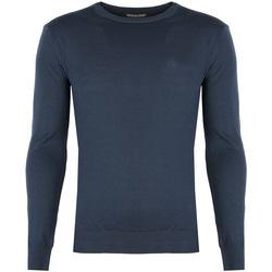 Vêtements Homme Pulls Roberto Cavalli  Bleu