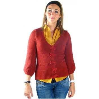 Vêtements Femme Gilets / Cardigans Only pacy rouge