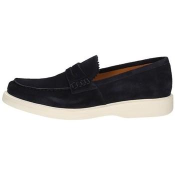 Chaussures Homme Mocassins Campanile X89 BLEU