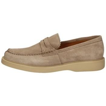 Chaussures Homme Mocassins Campanile X89 CRÈME