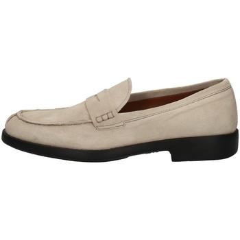 Chaussures Homme Mocassins Campanile X79 BLANC
