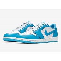 Chaussures Baskets basses Nike Air Jordan 1 Low x SB UNC Dark Powder Blue/Dark Powder Blue-White