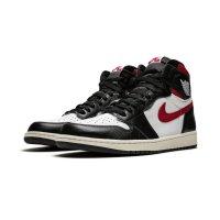 Chaussures Baskets montantes Nike Air Jordan 1 High Gym Red Black/White-Sail-Gym Red