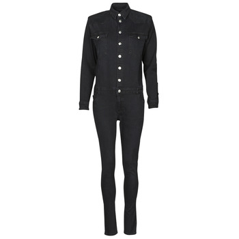 Vêtements Femme Combinaisons / Salopettes Betty London OPANTS Noir