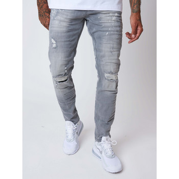 Vêtements Homme Jeans slim Project X Paris Jean Gris