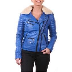Vêtements Femme Blousons Ladc Victoire Bleu Blic Bleu