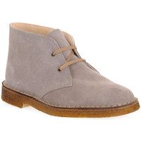Chaussures Homme Boots Isle TOPO DESERT BOOT Grigio