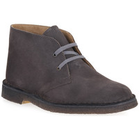 Chaussures Homme Boots Isle ANTRACITE DESERT BOOT Grigio