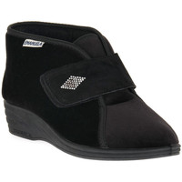 Chaussures Femme Chaussons Emanuela 536 NERO PANTOFOLA Nero