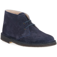 Chaussures Homme Boots Isle BLU DESERT BOOT Blu