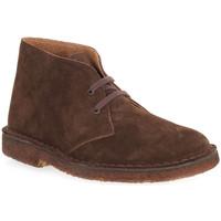 Chaussures Homme Boots Isle TESTA DI MORO DESERT BOOT Marrone