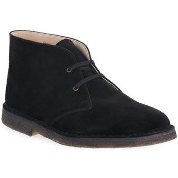 Chaussures Homme Boots Isle NERO DESERT BOOT Nero