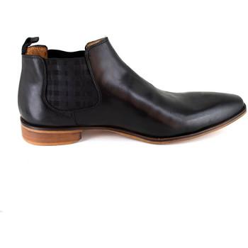 Chaussures Homme Boots Peter Blade FLOP NOIR Noir