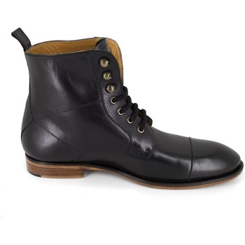 Chaussures Homme Boots Peter Blade CHELSY NOIR Noir