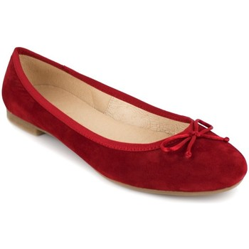Chaussures Femme Ballerines / babies Loca Lova MIA Rouge Rouge