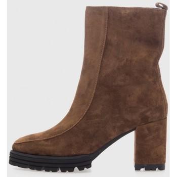 Chaussures Femme Bottines Kennel + Schmenger 75600.464 Marron