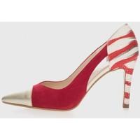 Chaussures Femme Derbies & Richelieu Lodi RUSIE Rouge