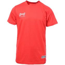Vêtements Homme T-shirts manches courtes Hungaria H-15TMJUBA00 Rouge