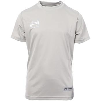 Vêtements Homme T-shirts manches courtes Hungaria H-15TMJUBA00 Gris