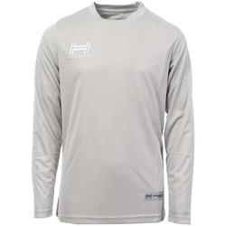 Vêtements Homme T-shirts manches longues Hungaria H-15TMJUCA00 Gris