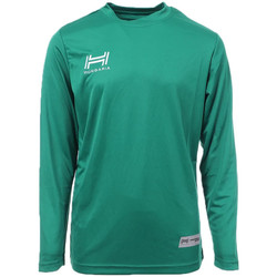 Vêtements Homme T-shirts manches longues Hungaria H-15TMJUCA00 Vert