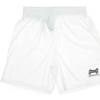 Vêtements Homme Shorts / Bermudas Hungaria H-15BMUUK000 Blanc