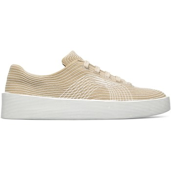 Chaussures Femme Baskets basses Camper Baskets COURB beige