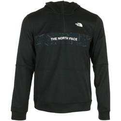 Vêtements Homme Vestes de survêtement The North Face Train N Logo 1/4 Zip noir