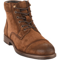 Chaussures Homme Boots First Collective Bottines homme -  - Marron - 40 MARRON