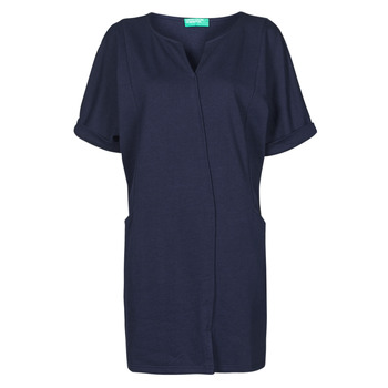 Vêtements Femme Robes courtes Benetton CAMILA Marine