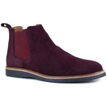 Chaussures Homme Boots J.bradford JB-TORONTO BORDEAUX Bordeaux
