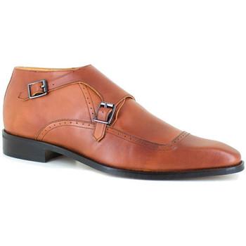 Chaussures Homme Boots J.bradford JB-MANZO MARRON Marron