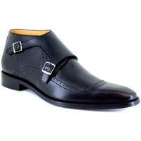 Chaussures Homme Boots J.bradford JB-MANZO NOIR Noir