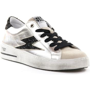 Chaussures Femme Baskets basses Semerdjian CATRI 4912 Argent