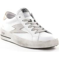 Chaussures Femme Baskets basses Semerdjian CATRI 4914 Blanc