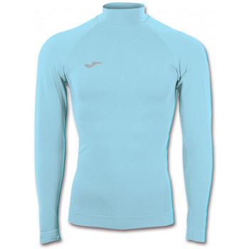 Vêtements T-shirts manches longues Joma Térmica Brama Classic m/l Bleu Clair