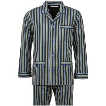 Vêtements Homme Pyjamas / Chemises de nuit Christian Cane - pyjama long NOIR