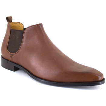 Chaussures Homme Boots J.bradford JB-DANET CAMEL Marron