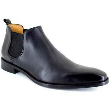 Chaussures Homme Boots J.bradford JB-DANET NOIR Noir