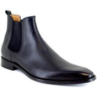 Chaussures Homme Boots J.bradford JB-DUMET NOIR Noir