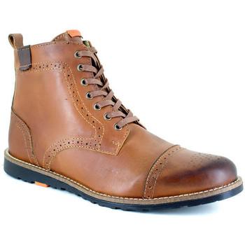 Chaussures Homme Boots Peter Blade SANTIAGO COGNAC Marron