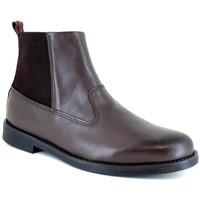 Chaussures Homme Boots J.bradford JB-FINLAND MARRON Marron