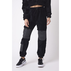 Vêtements Femme Pantalons cargo Project X Paris Pantalon Noir