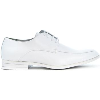 Chaussures Derbies Uomo Design Derby Homme Henry blanc
