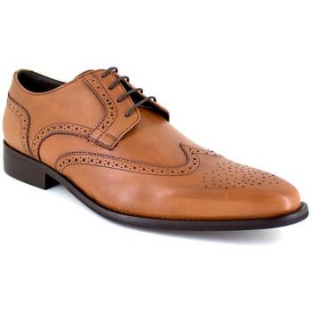Chaussures Homme Boots J.bradford JB-GLASGOW CAMEL Marron