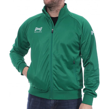 Vêtements Homme Vestes / Blazers Hungaria H-15TMUXT000 Vert