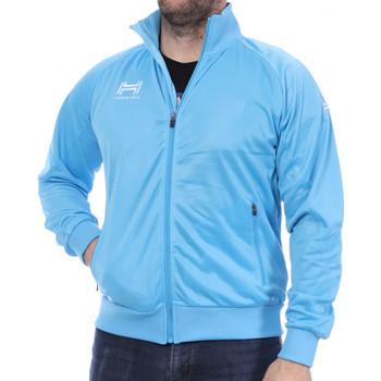 Vêtements Homme Vestes de survêtement Hungaria H-15TMUXT000 Bleu