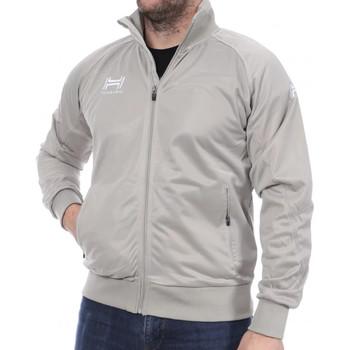 Vêtements Homme Vestes de survêtement Hungaria H-15TMUXT000 Gris