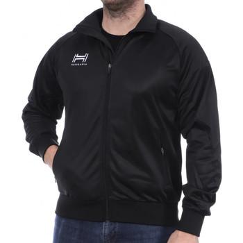 Vêtements Homme Vestes de survêtement Hungaria H-15TMUXT000 Noir
